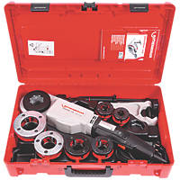 Rothenberger Supertronic 2000 1010W Electric Hand-Held Pipe Threader 110V