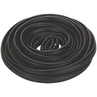 Diall Sealing Strip Black 6m
