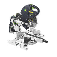 Festool KS 120 REB GB 260mm  Electric Double-Bevel Sliding Compound Mitre Saw 240V