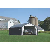 Rowlinson ShelterLogic Accelaframe Shed 12' x 20' (Nominal)