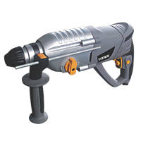 Titan TTB277SDS 4kg Corded  SDS Plus Drill 230V