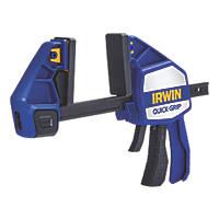 Irwin Quick-Grip  Heavy-Duty Clamp 6""
