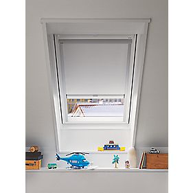 Velux Dml Mk08 1025s Mains Electric Roof Window Blackout