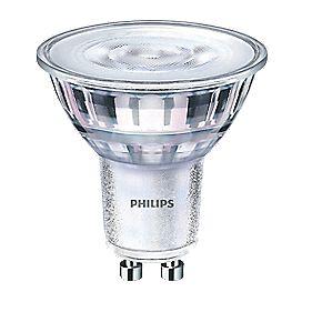 philips gu10 led light bulb 240lm 4 4w light bulbs. Black Bedroom Furniture Sets. Home Design Ideas
