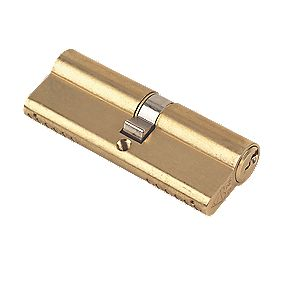 Yale 6 Pin Euro Cylinder Lock Bs 40 45 85mm Polished