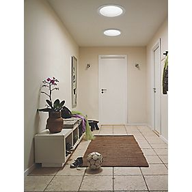 Velux Rigid Sun Tunnel 350mm Sun Tunnels Screwfix Com