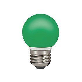 sylvania es mini globe green led light bulb 0 5w light. Black Bedroom Furniture Sets. Home Design Ideas
