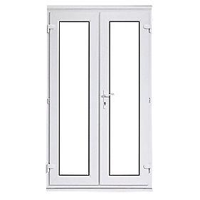 Euramax Upvc French Door White 1790 X 2090mm Doors