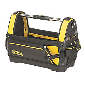 stanley fatmax tool tote bag 18 tool totes. Black Bedroom Furniture Sets. Home Design Ideas