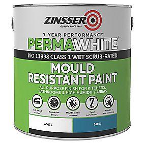 White Paint Screwfix