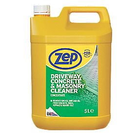 Zep Commercial Driveway Concrete Amp Masonry Cleaner