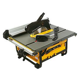 Dewalt Dw745 250mm Electric Table Saw 240v Table Saws