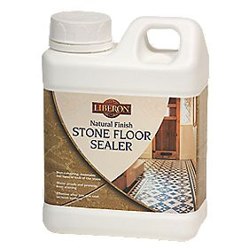 Liberon Sealer For Stone Floors Natural 1ltr Tile