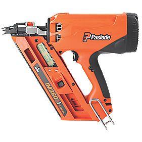 Paslode Im360ci 90mm 7 4v 2 1ah Li Ion First Fix Cordless