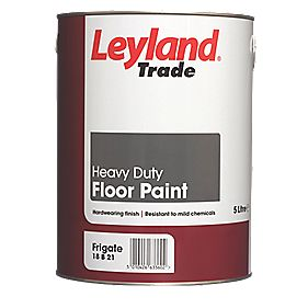 Leyland Heavy Duty Floor Paint Colours
