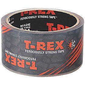 T Rex Repair Tape Clear 8 2m X 48mm Building Tape Screwfix Com