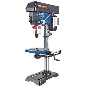 scheppach dp18 vario 495mm brushless electric drill press. Black Bedroom Furniture Sets. Home Design Ideas