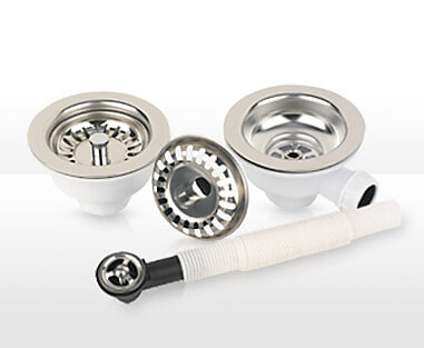Kitchen Sink Waste Strainers