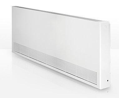 Low Surface Temperature Radiators