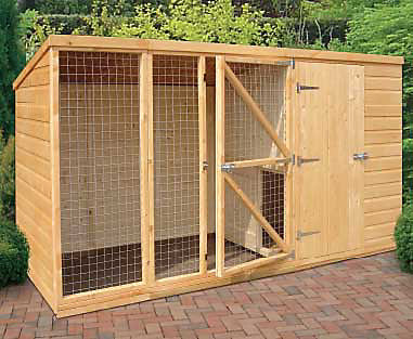 Dog Kennels & Runs
