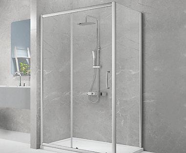 Showering