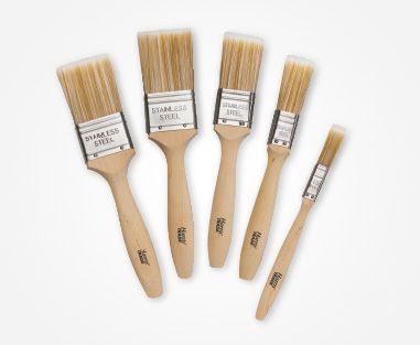 pack de trois Hamilton sash brushes