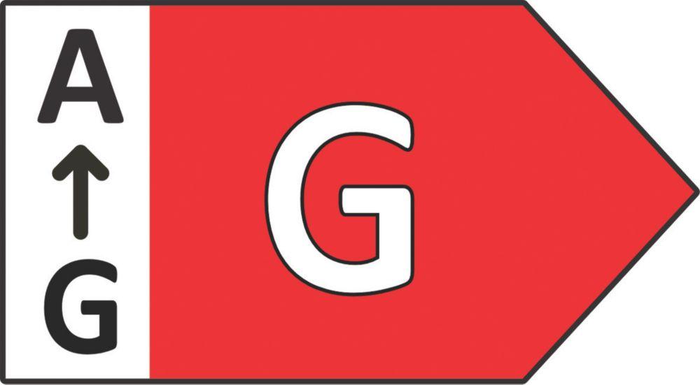 Energy Rating G