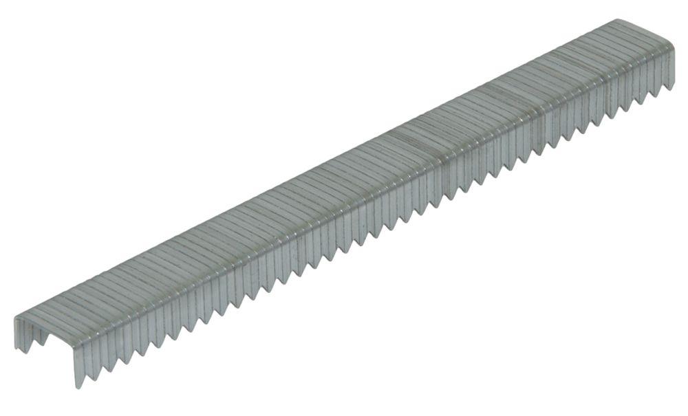 Easyfix Staples Zinc-Plated 6 x 10.6mm 5000 Pack