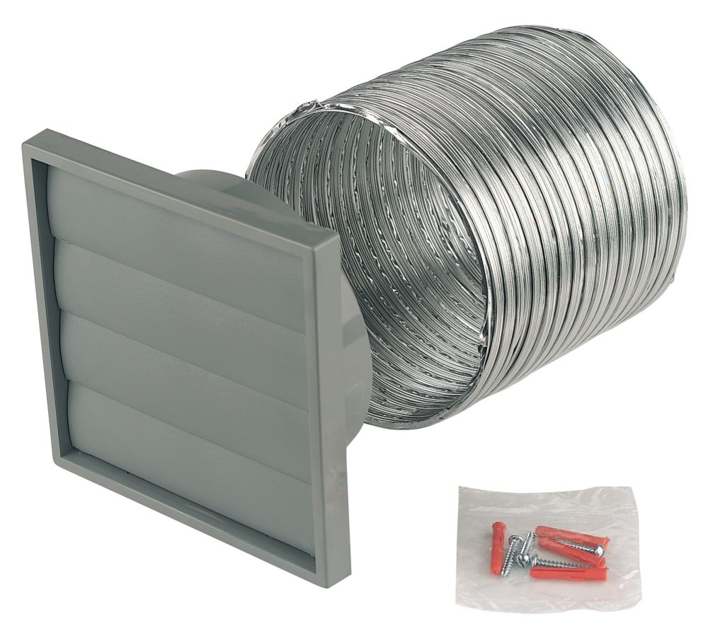 Manrose Extractor Fan Wall Fixing Kit 150mm