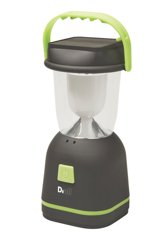 Diall  Wind-Up LED Camping Lantern 5.5W 3.7V