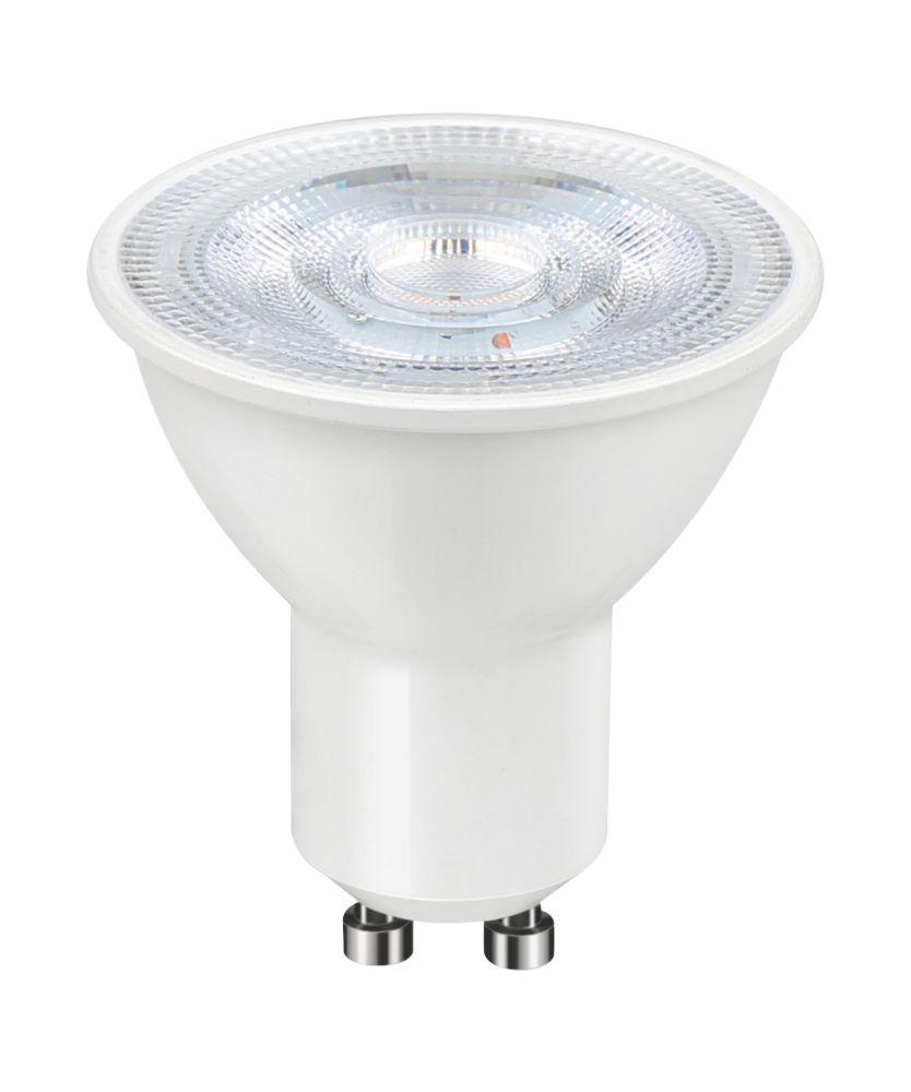 LAP   GU10 LED Light Bulb 345lm 5W 10 Pack