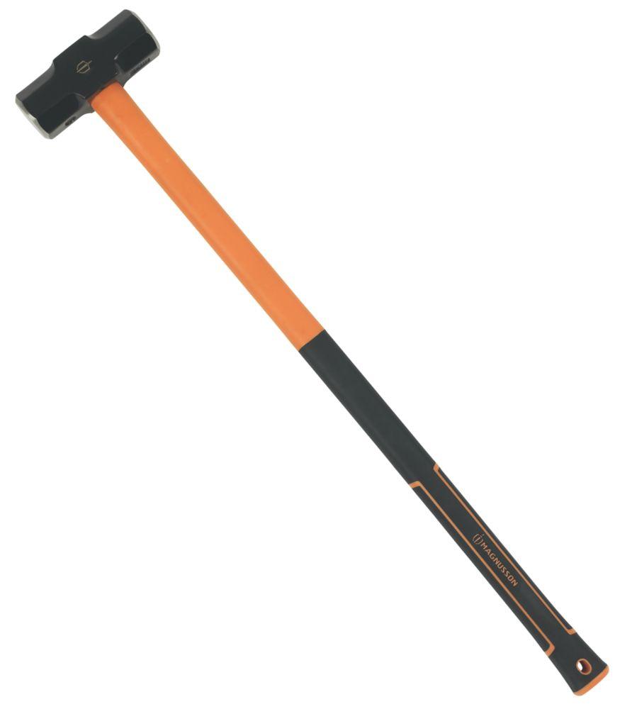 Magnusson  Carbon Steel Sledgehammer 7lb (3.2kg)