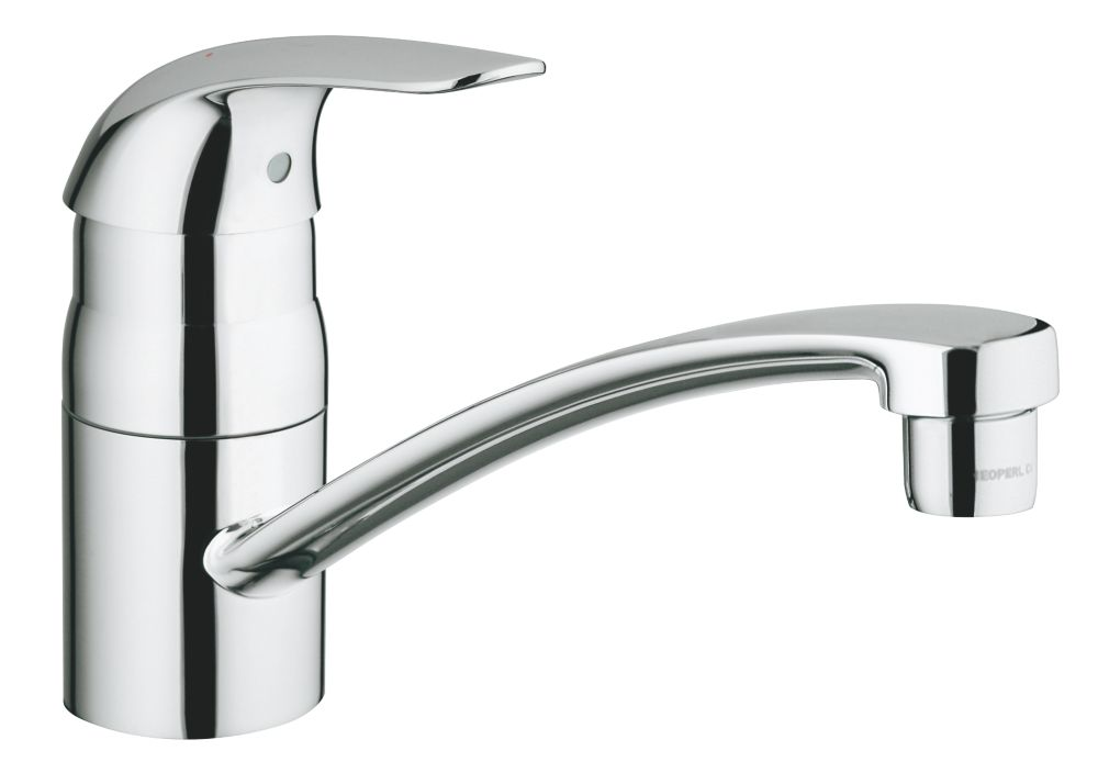 Grohe Swift Mono Mixer Kitchen Tap Chrome
