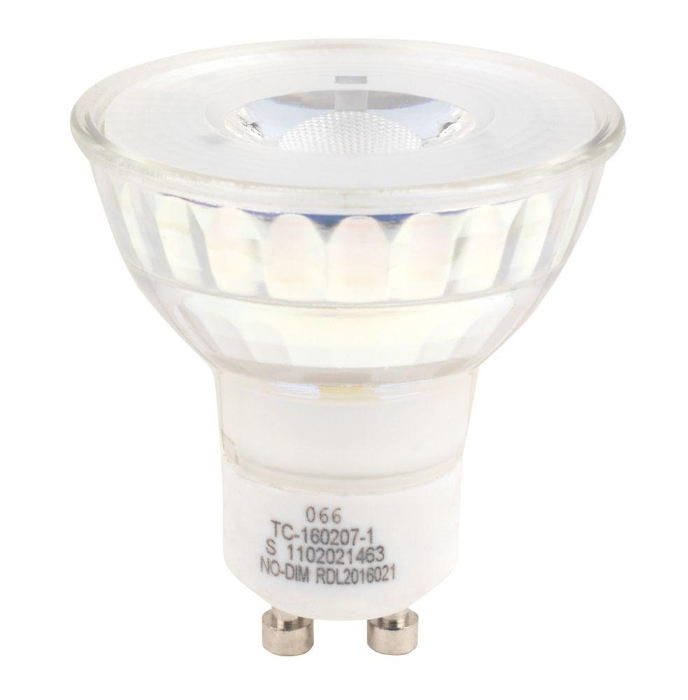 LAP   GU10 LED Light Bulb 345lm 5.8W 5 Pack