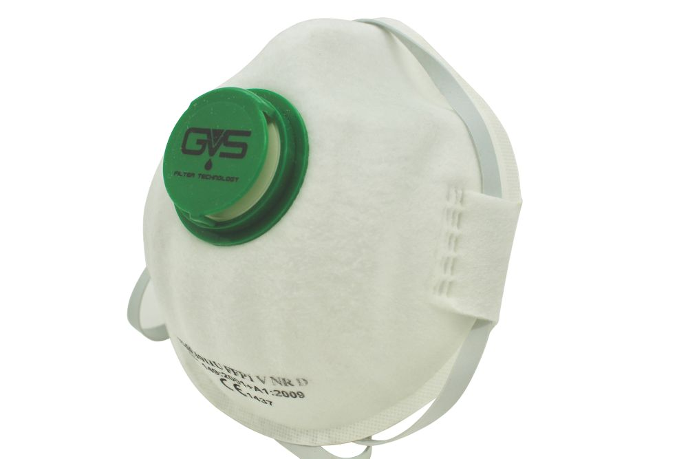 GVS DME1011 Disposable Masks P1 15 Pack