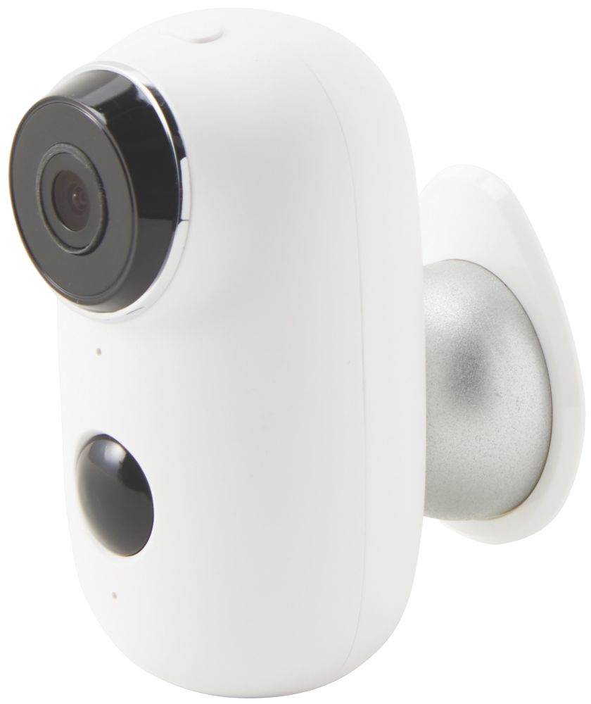 Chacon IPCAM-BE01 Wi-Fi Camera White