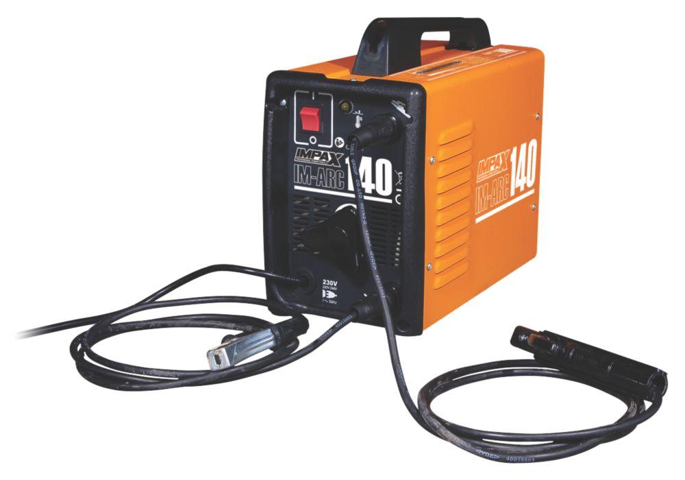 IMPAX IM-ARC140 / 10 / 115 140A Arc Welder 240V