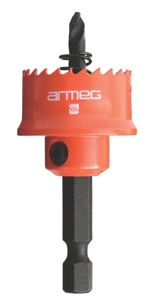 Armeg Acceler8 Sheet Steel Holesaw 25mm