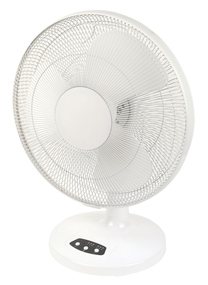 "Blyss FT40-11NS 16"" Desk Fan 220-240V"