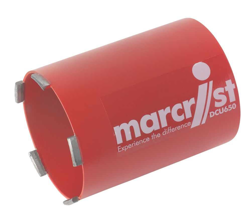 Marcrist Diamond Core Drill Bit 117mm