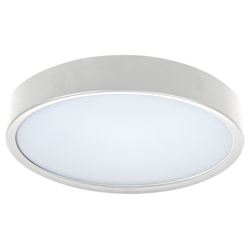 Luceco  Round LED Colour Changing Decorative Ceiling Light White 18W 1350lm