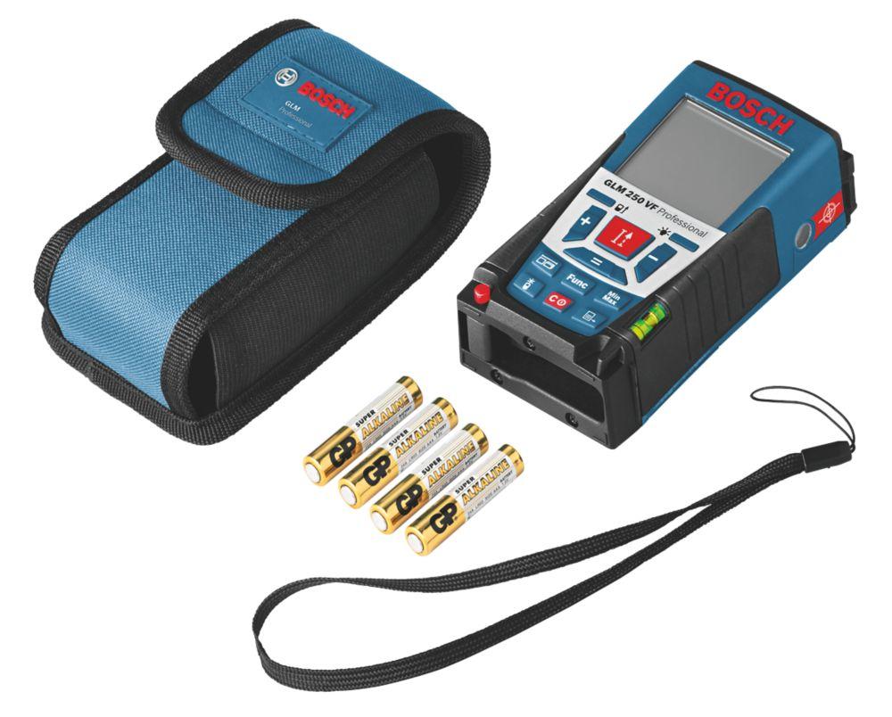 Bosch GLM250VF Laser Rangefinder