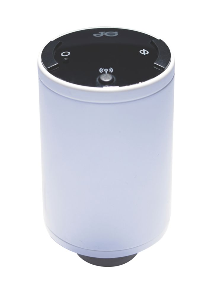 JG Speedfit Aura Wireless TRV White