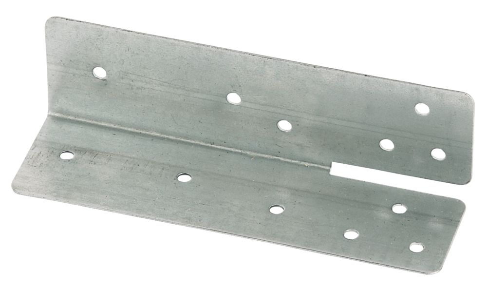 Sabrefix Universal Framing Anchors Galvanised 124mm x 67mm 10 Pack