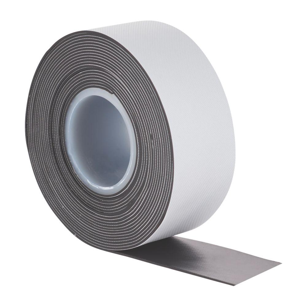 Self-Amalgamating Rubber Tape Black 3m x 25mm