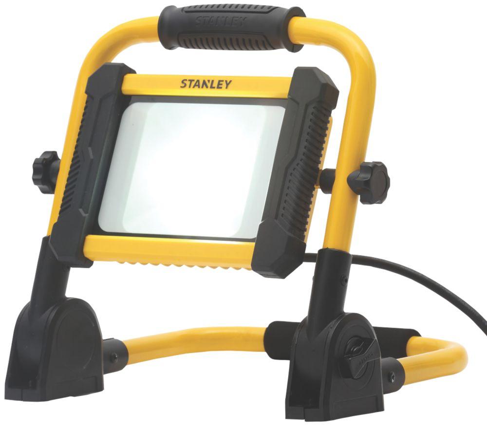 Stanley SXLS31335E Folding Worklight 20W 240V
