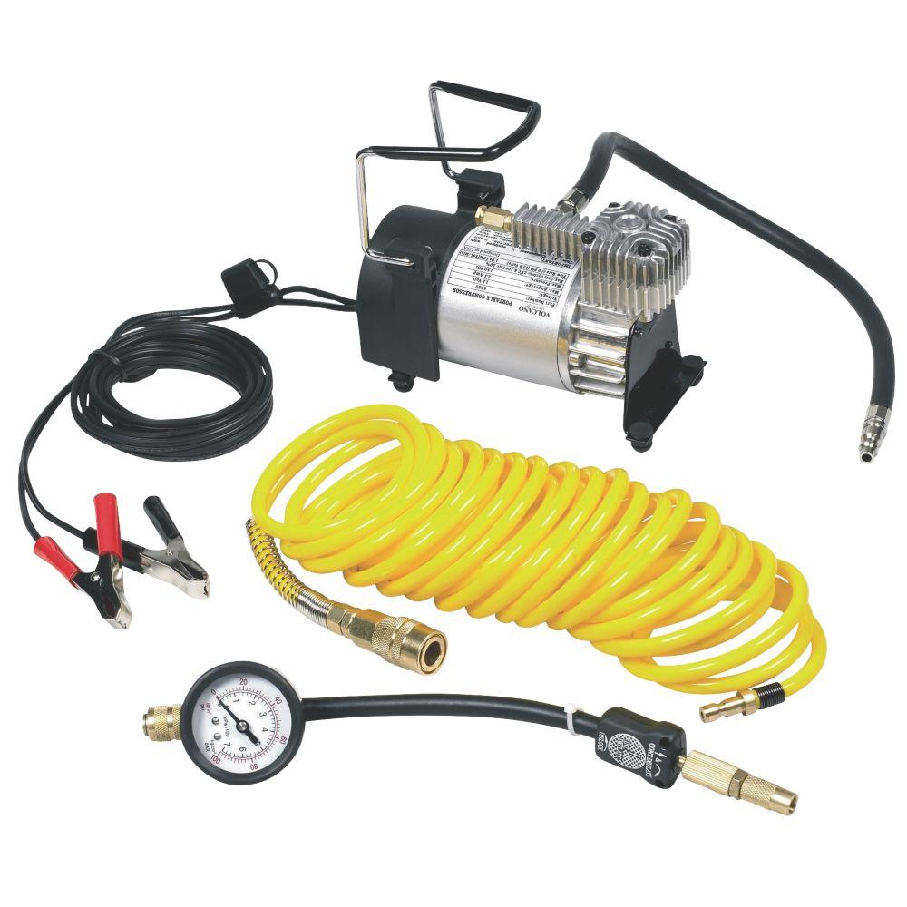Ring  Heavy Duty Professional Air Compressor 12V
