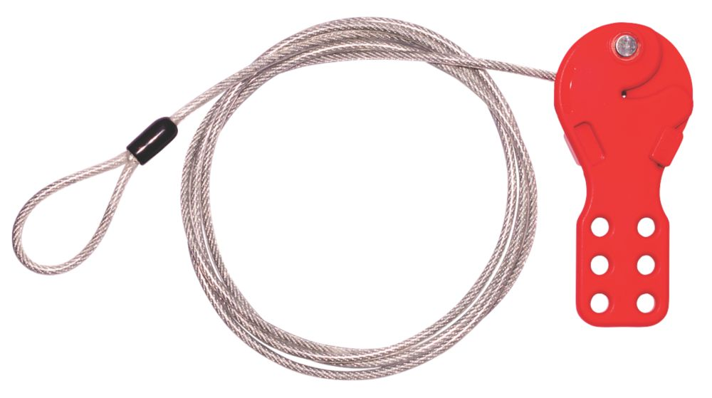 Abus  Standard Cable Lockout 2m