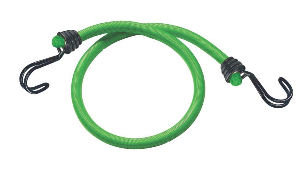 Master Lock Reverse Hook Bungee Cords 800 x 8mm 2 Pack