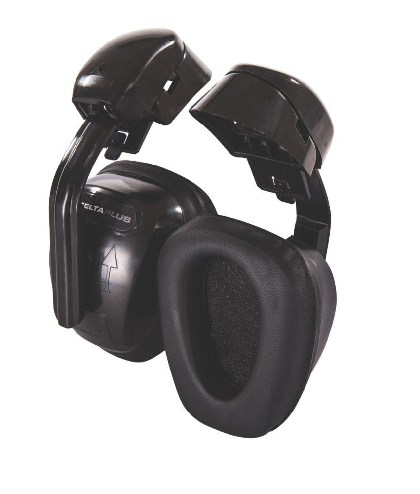 Delta Plus Suzuka 2 Helmet Ear Defenders 24dB SNR